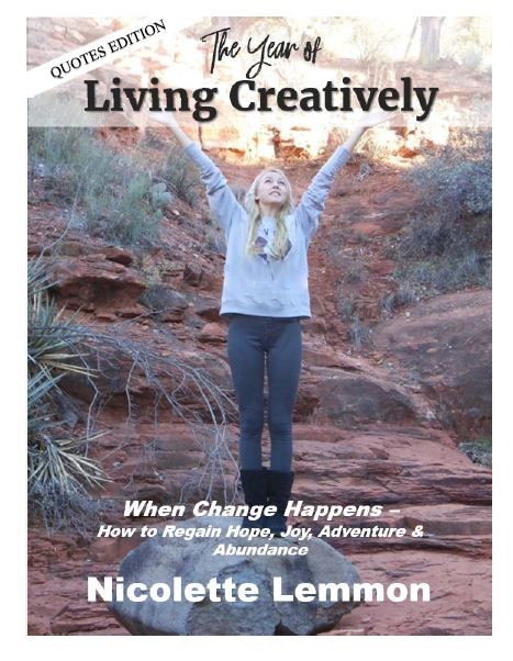 The Year of Living Creatively - Quotes